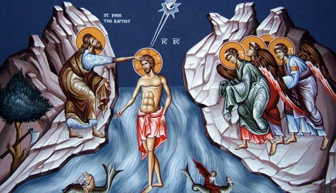 6 Ianuarie in Calendarul Ortodox. Boboteaza – Botezul Domnului