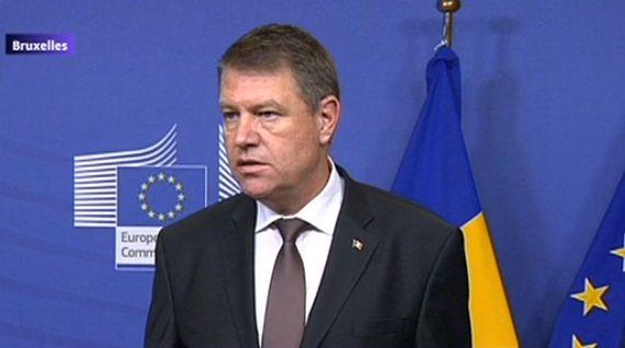 Klaus Iohannis, prima vizita la Bruxelles: Am discutat despre Schengen, MCV si fonduri europene