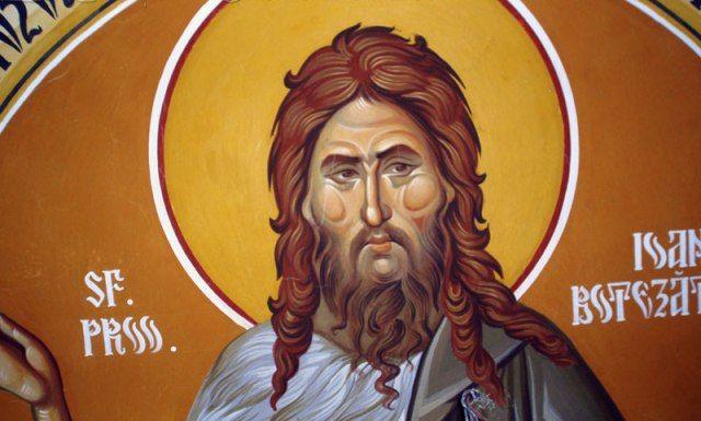 Sfântul Ioan. Tradiții, superstiții și obiceiuri de Sfântul Ioan Botezătorul