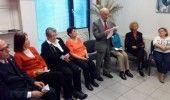 Scriitorul EUGEN BARBU, OMAGIAT la Clubul Seniorilor Sector 6