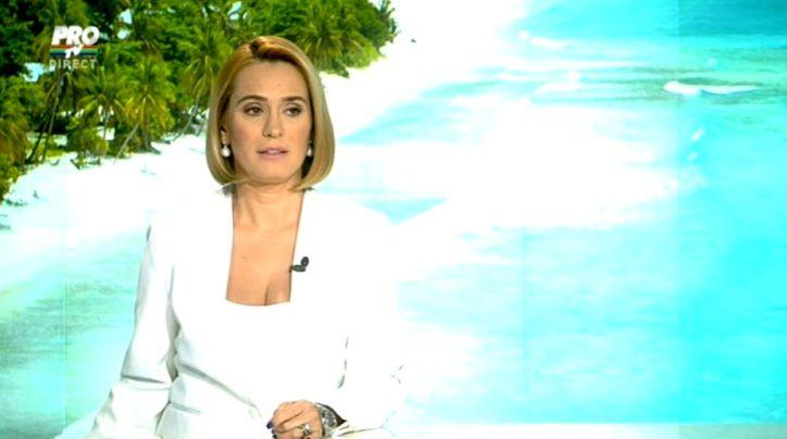 S-A AFLAT CEL MAI BINE PAZIT SECRET AL PRO TV! ANDREEA ESCA L-A DEZVALUIT DIN GRESEALA