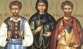 10 Martie in Calendarul Ortodox. Sfintii Mucenici Codrat, Ciprian, Dionisie, Pavel, Anecton si Crescent