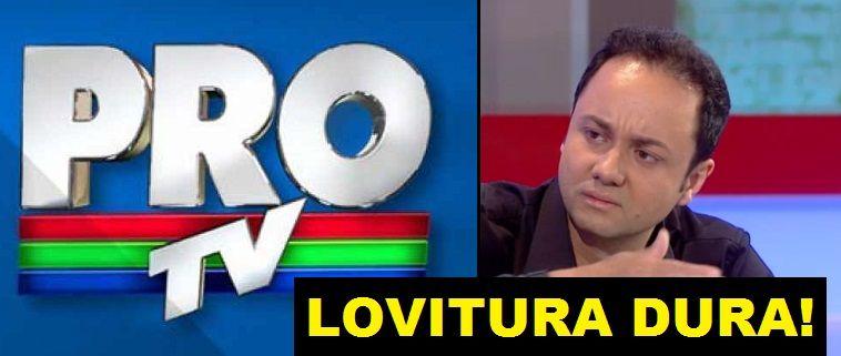LOVITURA DURA pentru CATALIN MARUTA si PRO TV