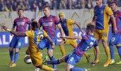 LIGA I: STEAUA – PETROLUL PLOIESTI, scor 0-0