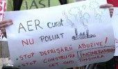 Un nou PROTEST fata de DEFRISARILE ILEGALE va fi ORGANIZAT in CAPITALA