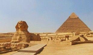 Excursie in Egipt. Bancul zilei