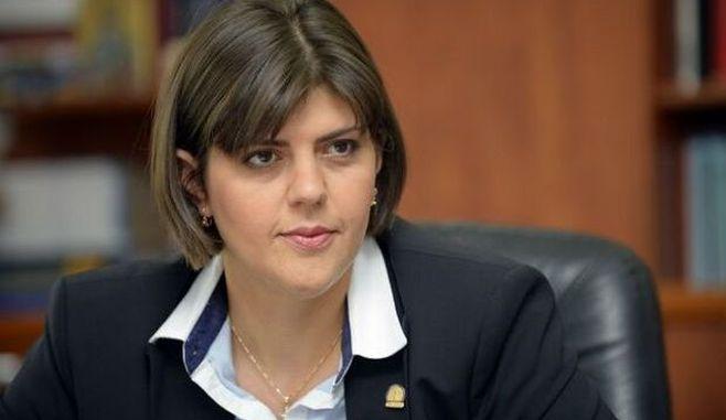 Laura Codruța Kovesi a dat prima declarație după condamnarea lui Liviu Dragnea