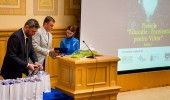 """RARES MANESCU a PREMIAT laureatii OLIMPIADELOR SCOLARE din Sectorul 6 in cadrul proiectului """"Educatie – Excelenta pe…"""