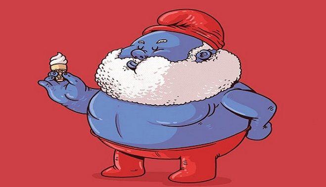 Cum ar arata personajele din desene animate daca ar manca fast food? Vezi galerie foto