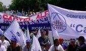 Confederatia Nationala Sindicala CARTEL ALFA a anuntat PROTESTE in toata TARA