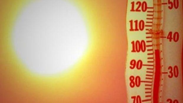 România se topește de căldură! Disconfortul termic va fi accentuat și greu de suportat
