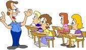 Invatatoarea si tatal copiilor. Bancul zilei