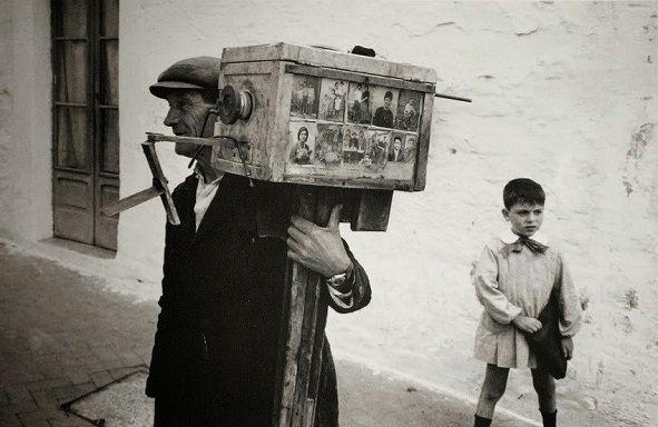 Un fotograf in Italia, 1960