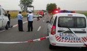 ACCIDENT GRAV pe DN1, cu trei AUTOUTILITARE