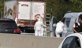 ZECI de MIGRANTI gasiti MORTI intr-un camion in AUSTRIA. Refugiatii ar fi murit …