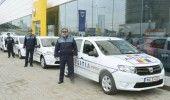 Alte 250 de autospeciale DACIA LOGAN au fost repartizate POLITIEI ROMANE