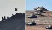 SUA si aliatii efectueaza 23 de lovituri aeriene contra gruparii STAT ISLAMIC in IRAK