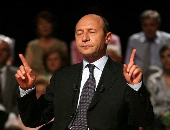 TRAIAN BASESCU despre o posibila candidatura la presedintia REPUBLICII MOLDOVA
