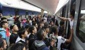 Traficul feroviar, SUSPENDAT intre Germania si Austria pana luni dimineata