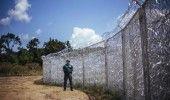 UNGARIA construieste, de teama IMIGRANTILOR, un al doilea gard la frontiera cu S…