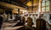 Cea mai INFRICOSATOARE biserica din lume. Vezi VIDEO