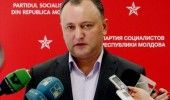 REPUBLICA MOLDOVA: Presedintele IGOR DODON le-a pus GAND RAU UNIONISTILOR