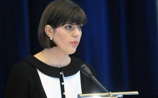 LAURA CODRUTA KOVESI va vorbi despre prevenirea CORUPTIEI la conferinta GRECO