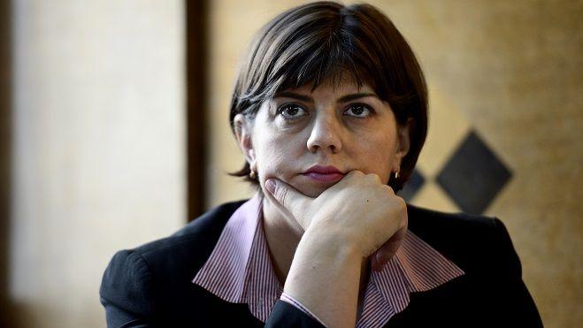 Laura Codruța Kovesi, prima reacție după revocare: Propunerea de revocare nu a întrunit condițiile prevăzute de lege!