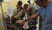 AFGANISTAN: Unul din cei trei militari romani RANITI de explozia unei masini-capcana a fost EXTERNAT DIN SPITAL. UPDATE