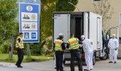 FRANTA: 31 de imigranti au fost GASITI IN VIATA intr-un CAMION FRIGORIFIC