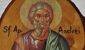 SFANTUL APOSTOL ANDREI, OCROTITORUL ROMANIEI, PRAZNUIT de BISERICA ORTODOXA