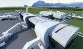Legea privind realizarea aeroportului international Brasov-Ghimbav, promulgata d…