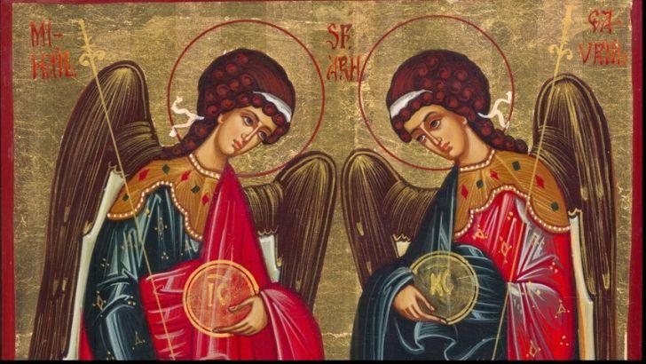 Sfinții arhangheli Mihail și Gavriil: Tradiții și obiceiuri la români