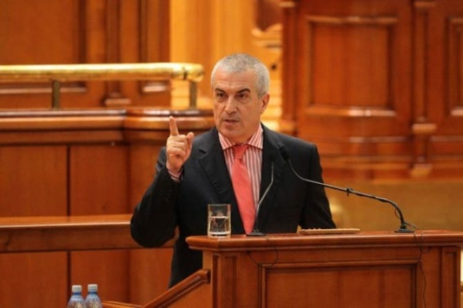 Călin Popescu Tăriceanu este un car de nervi după aprecierile șefului Parlamentului European la adresa Laurei Kovesi