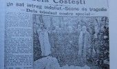 DOCUMENTAR: TRAGEDIA DE LA COSTESTI DIN 1930: 118 MORTI intr-un INCENDIU IN BISERICA, de VINEREA MARE