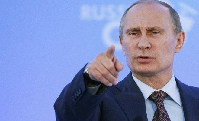 """Putin amenință România: """"Rusia va ţinti ţări din Europa care găzduiesc rachete americane"""""""