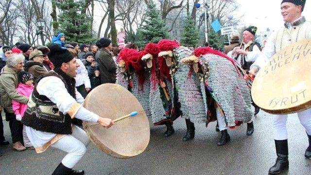 Anul Nou. Tradiții și obiceiuri de Anul Nou