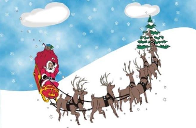 Povestea renilor lui Moș Crăciun. Care este numele lor și ce puteri magice au