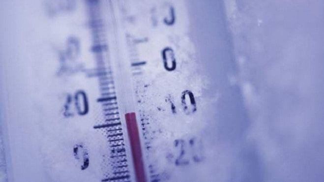 Weekend înghețat! În Capitală, temperaturile scad la minus 13 grade