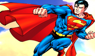 Superman si minciunile. Bancul zilei