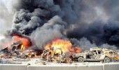"SIRIA: 45 de MORTI si 110 RANITI intr-o explozie ""de origine terorista&#82…"