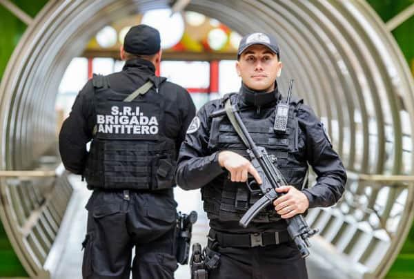 Atentat terorist dejucat în Capitală! Un bărbat a amenințat că va ataca trei clădiri