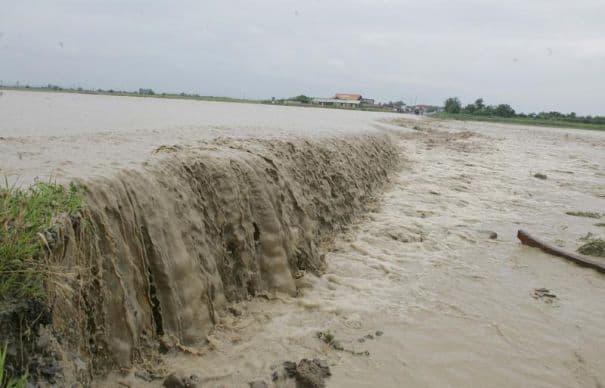 Cod galben de inundații în șase județe: află care sunt zonele vizate