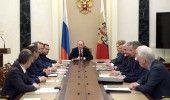 """PUTIN a discutat astazi """"DETALIAT"""" despre R. MOLDOVA cu Consiliul de Securitate de la Kremlin"""