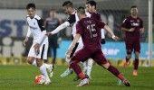 LIGA I: ASTRA Giurgiu – CFR Cluj 2-2 (0-1) / Liderul a smuls un punct in p…