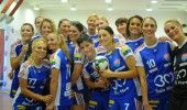 HANDBAL FEMININ: HCM Baia Mare, VICTORIE in fata echipei Fleury Loiret, in Liga …