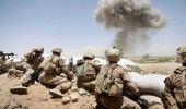 O RACHETA a cazut intr-o BAZA MILITARA din Kandahar in care sunt si MILITARI ROMANI