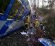 """11 MORTI si 78 de RANITI in urma accidentului de tren din Germania. Ciocnirea, cauzata de o """"eroare umana"""". …"""