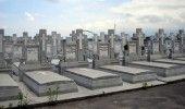 TIMISOARA: O bucata din zidul unui CIMITIR, daramata de un SOFER