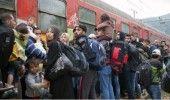 TIMISOARA: ZECI de MIGRANTI ILEGALI au fost depistati in trenul BUCURESTI-BUDAPE…